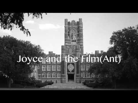 Marshall McLuhan 1968 Joyce and Film