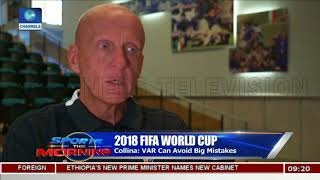 Referees Train With The VAR Technology | Sports This Morning |