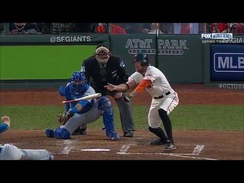 MLB Losing the Bat