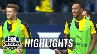 Video Gol Pertandingan Schalke 04 vs Borussia Dortmund