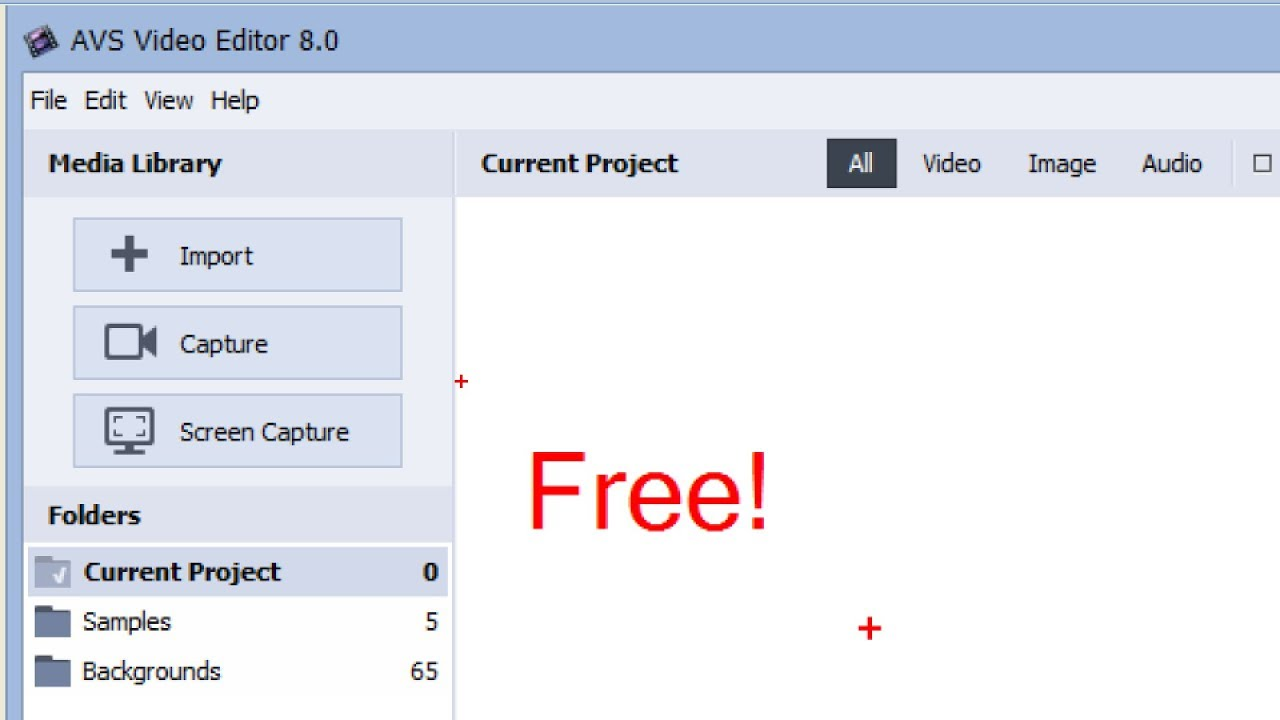 Download avs video editor 8. 0 free! (full version) youtube.