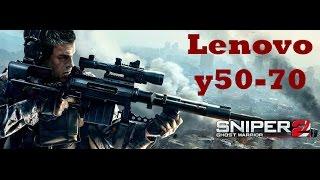 Sniper Ghost warrior 2 Very high settings   60FPS   Lenovo Y50-70 (GTX 860M)