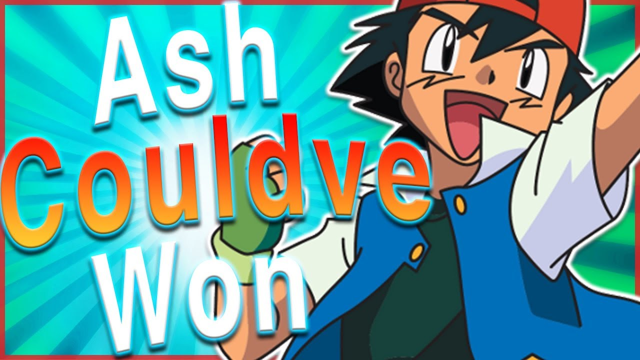 how ash ketchum could have won the indigo league feat kaycreigh