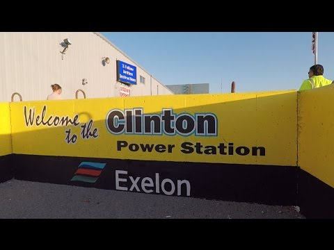 Clinton Power Station Has a Huge Impact on the Community