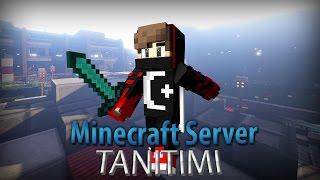 ☆Minecraft Server Tanıtımı☆ - TnTCraft - AÇIKLAMAYI OKU!!!