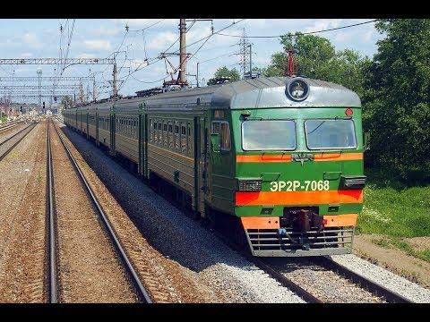 Пригородный электропоезд №6425 сообщением Москва-Белорусская-Вязьма