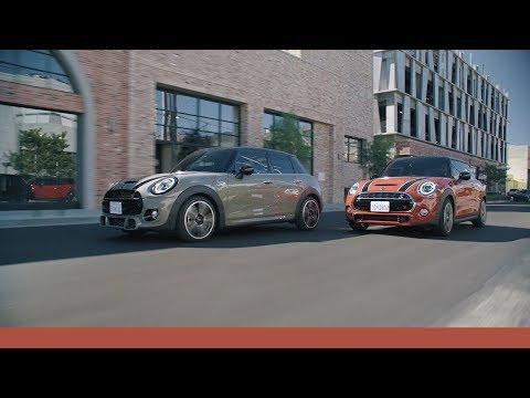MINI Presents I The New MINI 3-Door and 5-Door Hatch