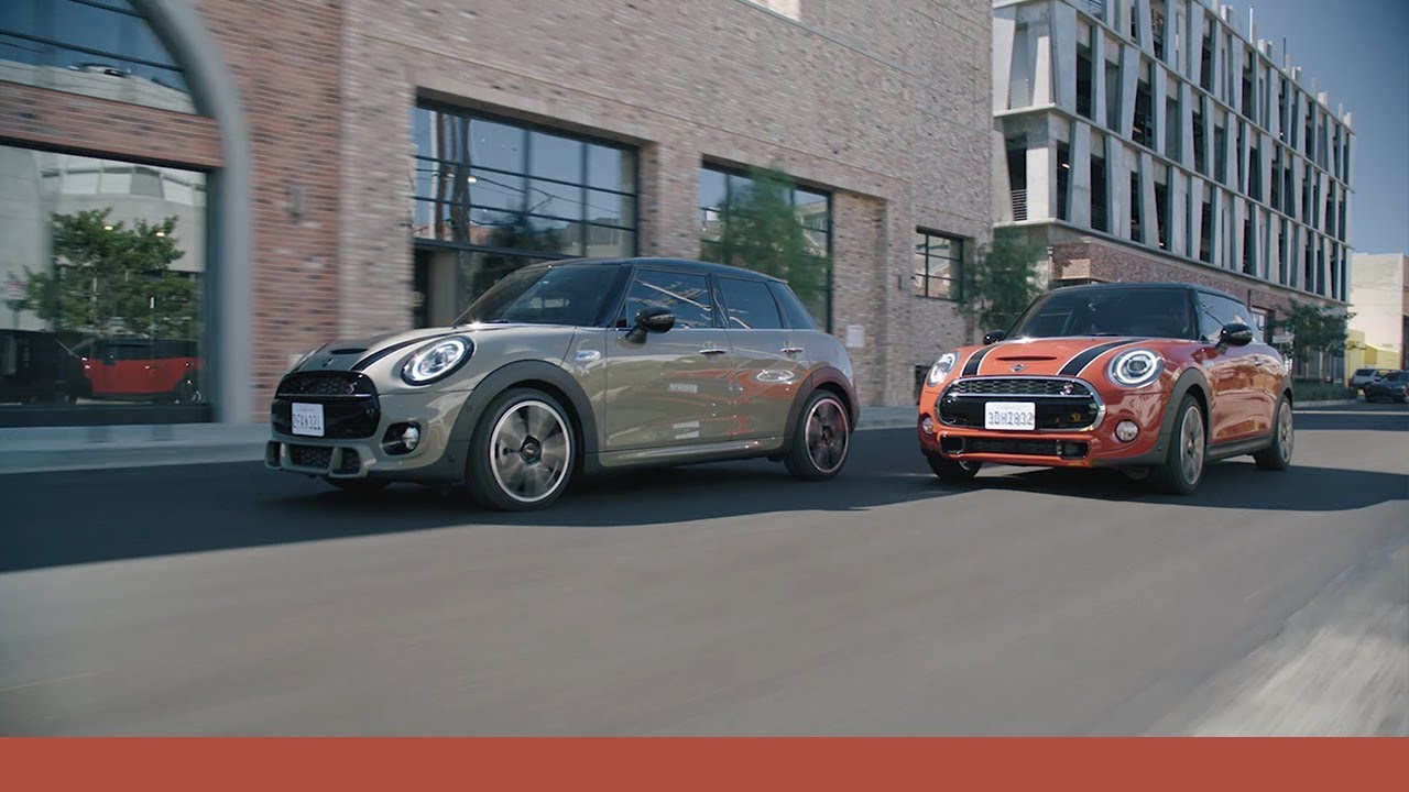 MINI Presents I The New MINI 3 Door And 5 Door Hatch