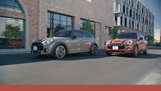 MINI Presents I The New MINI 3-Door and 5-Door Hatch