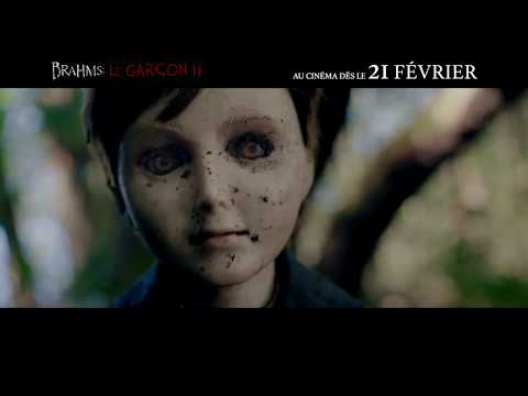 Brahms : Le garçon 2   Au cinéma dès le 21 février