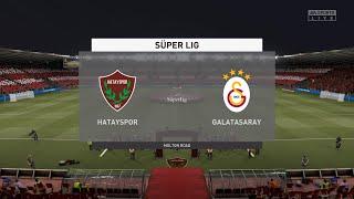 FIFA 21 Hatayspor vs Galatasaray Turkey Super Lig 03 04 2021 1080p 60FPS
