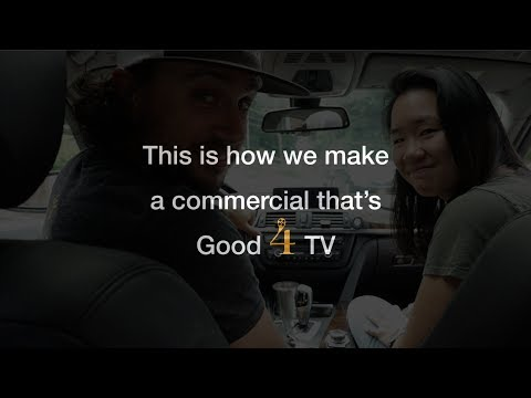 How to Make a TV Commercial