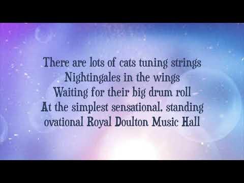 """The Royal Doulton Music Hall"" - Mary Poppins Returns Lyrics"