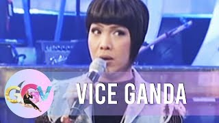 ggv vice ganda s friendship with anne