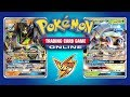 NEW NAME! 3X Games with Zygarde GX / Lycanroc GX - Pokemon TCG Online Game Play