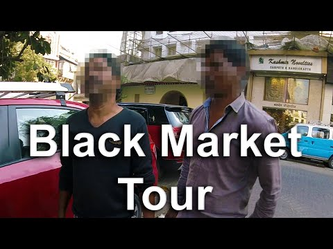 Easiest Place To Buy Drugs In India #BlackMarketTour
