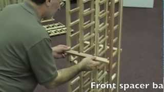 WineMaker Series Assembly Video: Stackable Wine Rack Kits