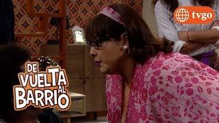 ¡Ninfa y Pepa distraen a sus oponentes con sus encantos! - De Vuelta al Barrio 20/06/2018