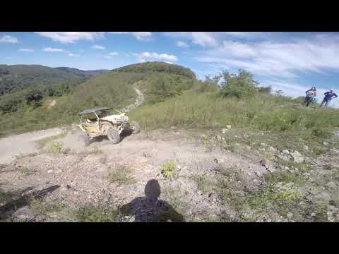 YXZ Can't be stopped!  Hill Climbing