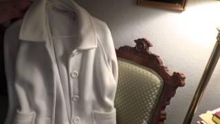 GS969 Наряд на юбилей свадьбы и белое пальтишко.