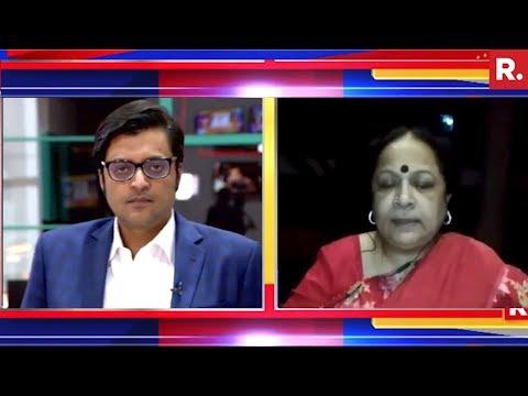 Arnab Goswami Speaks To Jayanthi Natarajan On Email Exchange With Rahul Gandhi