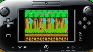 Adventure Island - Wii U eShop Trailer