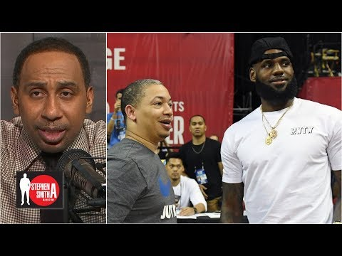 Lakers believe Ty Lue 'warrants strong consideration' for coaching job   Stephen A. Smith Show
