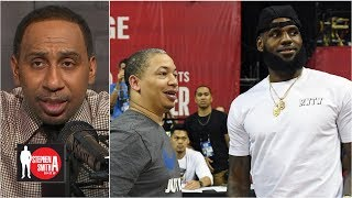 Lakers believe Ty Lue 'warrants strong consideration' for coaching job | The Stephen A. Smith Show