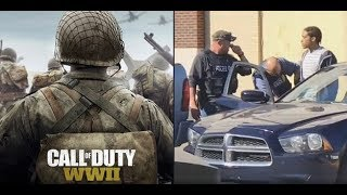 Man Got Arrested For Selling COD: WWII Copies Early
