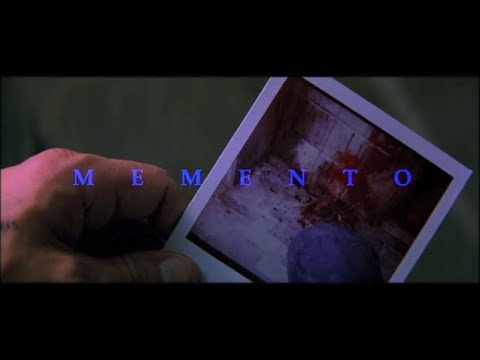 Movies I Love (and so can you): Memento (2000) [*Spoilers*]