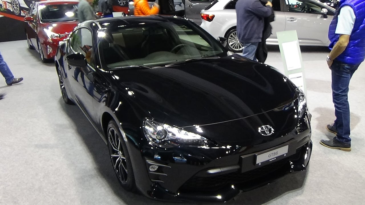 2017 Toyota Gt86 Exterior And Interior Zürich Car Show 2016 You