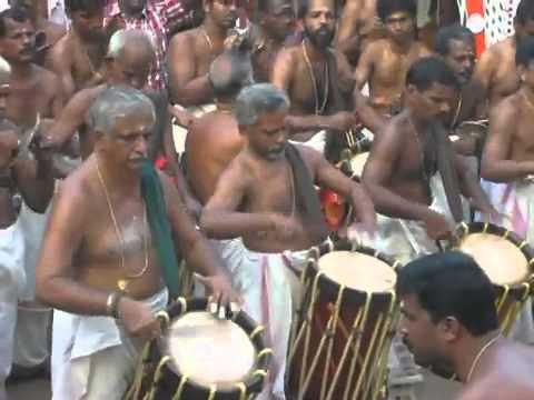 panchari melam Naalam kaalam