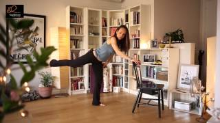 Butt Lift Workout - Exercise Plan For Gluts With Chair, Gag, Weight Loss, Legs & Buttocks