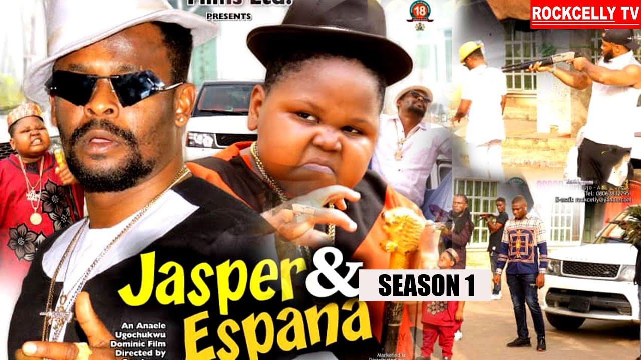 Download JASPER AND ESPANA (SEASON 1) NEW BLOCKBUSTER MOVIE - ZUBBY MICHEAL Latest 2020 Nollywood Movie    HD