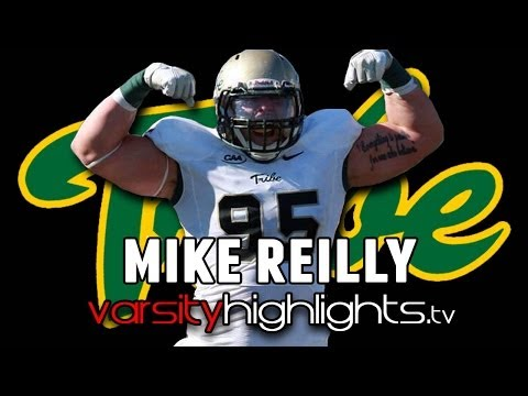 All-American Defensive End  - Mike Reilly