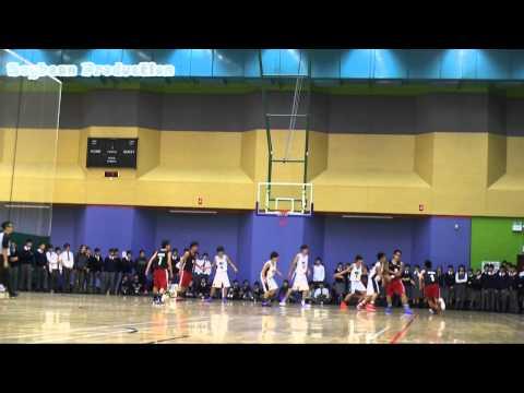 2011-12 荃灣及離島 B Final 聖芳濟(SFXS) vs 王少清(WSC) 2