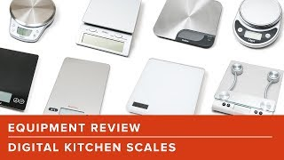 A Digital Scale Will Take Your Cooking and Baking to the Next Level