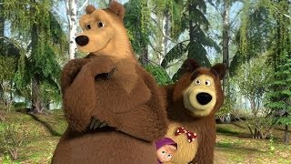 Маша и Медведь (Masha and The Bear) - Весна пришла! (7 Серия)(Подпишись на Машу в Инстаграм: http://instagram.com/mashaandthebear/ http://youtube.com/MashaBearEN - now watch in english! http://mashabear.com ..., 2011-03-03T12:13:46.000Z)