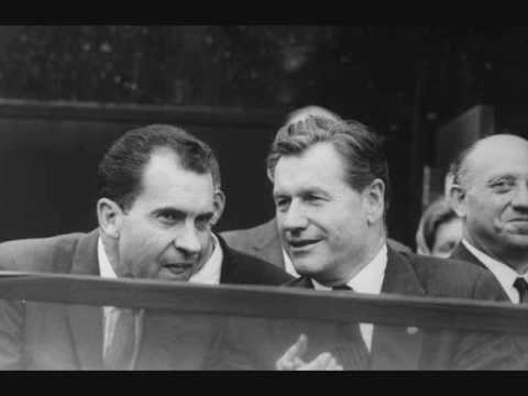 NIXON TAPES: Cheer Up a Depressed Henry Kissinger (Nelson Rockefeller)