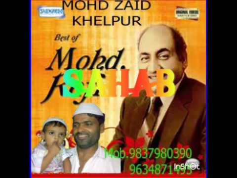 (Begunah_1970_) Mohd Rafi-Asha_Bhosle Antul mahboobi x_Usha_Khanna