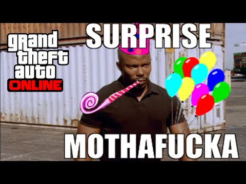MA SURPRISE DE LA TEAM 200 000 ABONNÉS - GTA 5 ONLINE