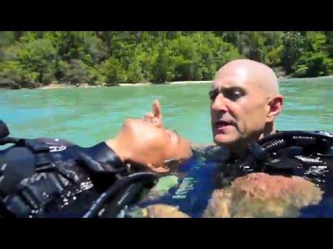 PADI Rescue Diver Excersise #7 Workshop by Platinum CD Richard Swann