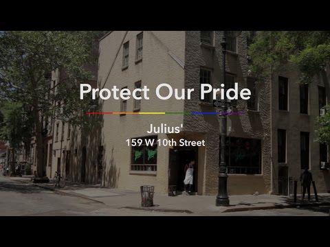 Protect Our Pride - Julius'