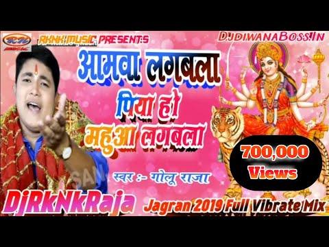 अमवा लगवला पिया हो महुआ लगवला - Aamwa Lagwal Piya Ho Mahua Lagwal    Golu Raja - DjRkNKRaja
