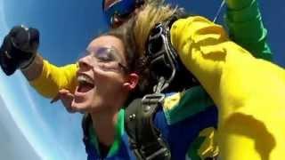 Salto Duplo de Paraquedas - Boituva-SP
