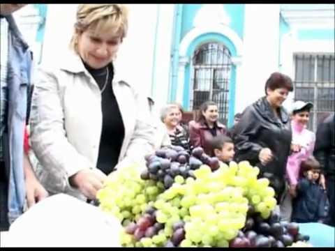 Хахохорнек (Խաղողօրնեք) - Армянский праздник винограда