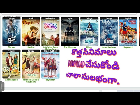 bittorrent movies telugu