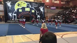 Cheerleading Competition Routine I Halloween Jam & Circus Jam 2018