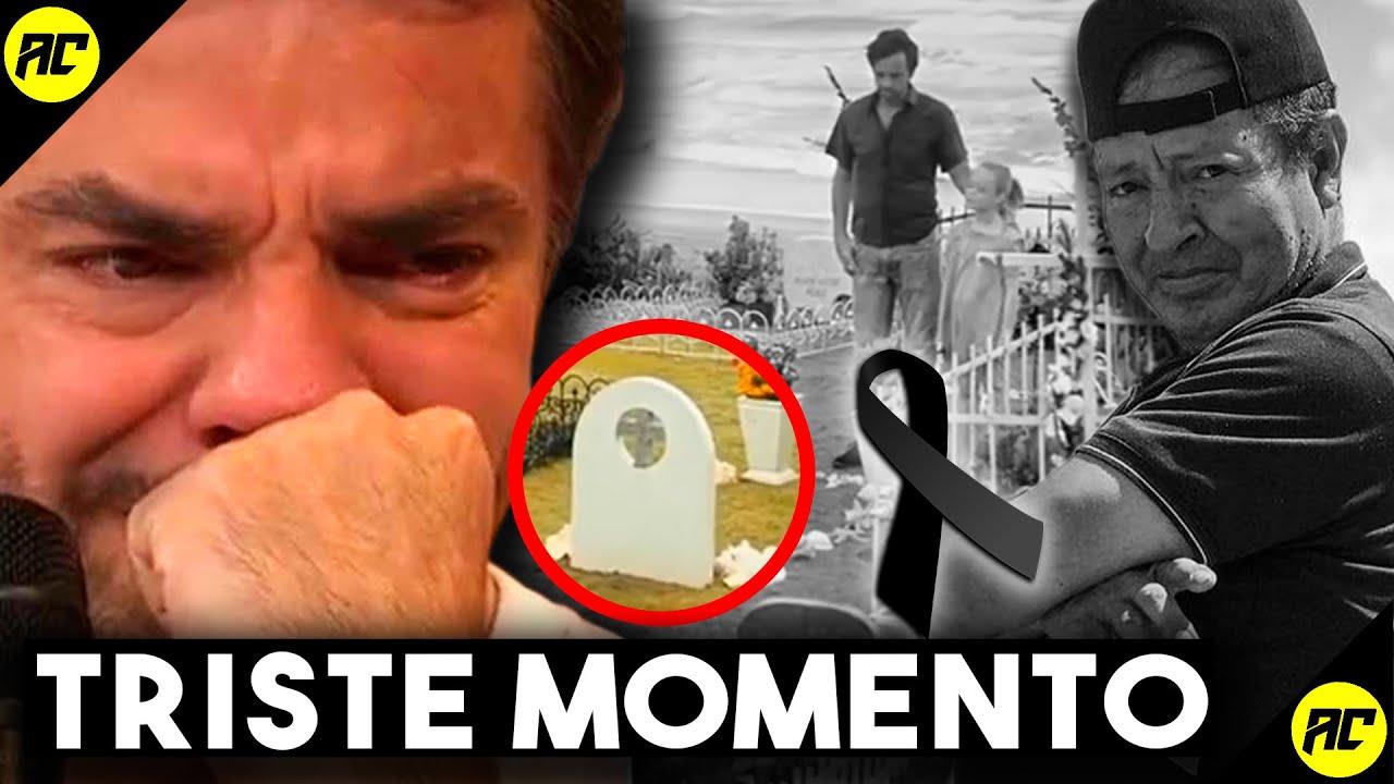 """Conmovido Despidió Eugenio Derbez A """"SAMMY PEREZ"""". El Triste Momento Del Que Todos Hablan"""