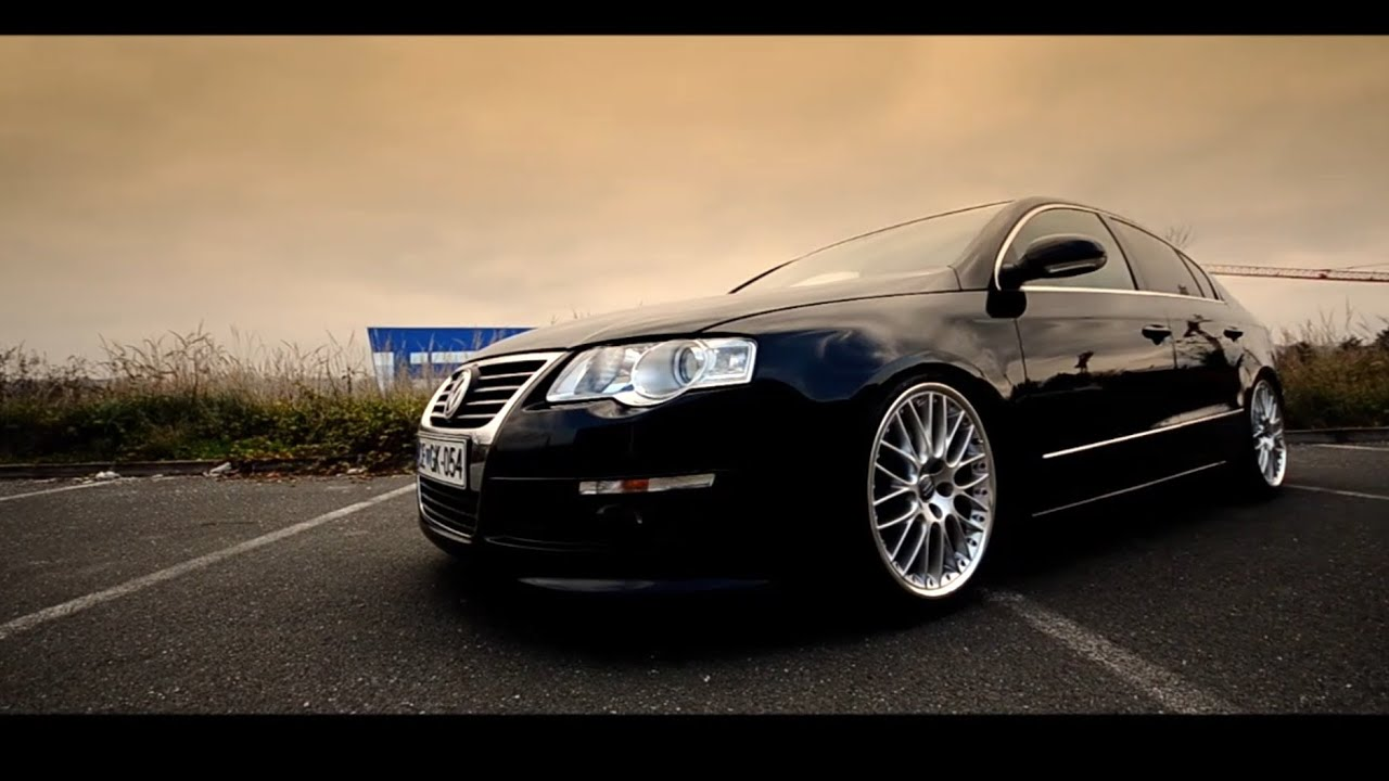 stanced386 passat 3c by streetart production youtube. Black Bedroom Furniture Sets. Home Design Ideas